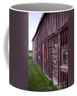 Barn Door Small Coffee Mug