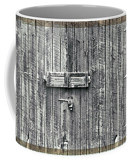 Barn Door Coffee Mug