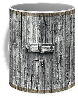 Barn Door Coffee Mug by Steve Archbold