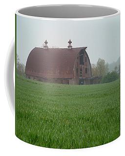 Barn In Summer Coffee Mug