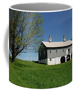 Barn In The Country - Bayonet Farm Coffee Mug