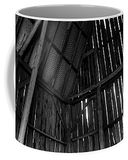 Barn Inside Coffee Mug
