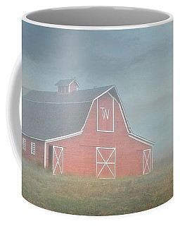 Barn, Longmont, Colorado Coffee Mug