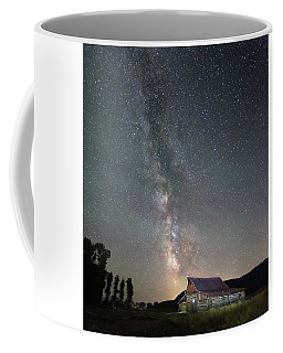 Barn On Mormon Row  Coffee Mug