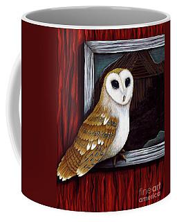 Barn Owl Beauty Coffee Mug