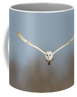 Barn Owl Sculthorpe Moor Coffee Mug