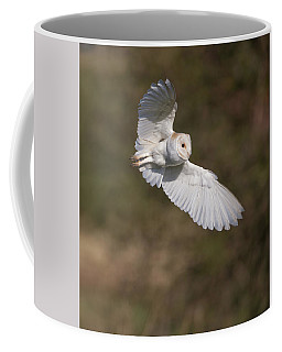 Barn Owl Wings Coffee Mug