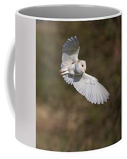 Barn Owl Wings Coffee Mug