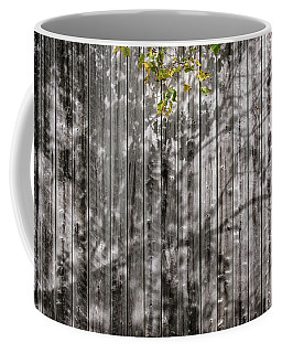 Barn Shadows Coffee Mug
