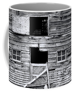Barn Texture Coffee Mug