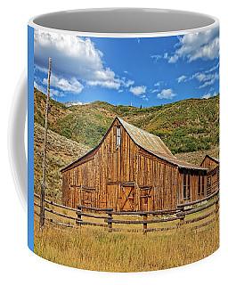 Barn View Coffee Mug