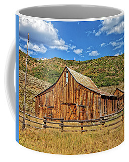 Barn View Coffee Mug