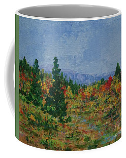 Barnardsville Branch Coffee Mug