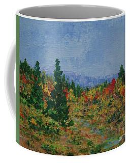 Barnardsville Branch Coffee Mug by Gail Kent