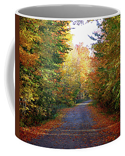 Barnes Road - Cropped Coffee Mug