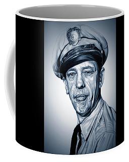 Barney Fife Coffee Mug by Fred Larucci