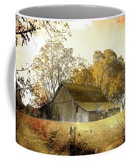 Barning Coffee Mug