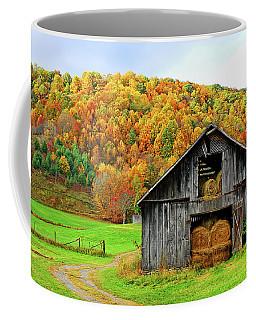 Barntifull Coffee Mug by Dale R Carlson