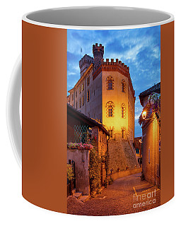 Coffee Mug featuring the photograph Barolo Morning by Brian Jannsen