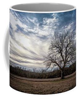 Baron Tree Of Winter Coffee Mug