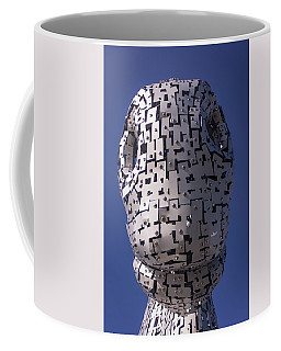 Coffee Mug featuring the photograph Baron's Nose by RKAB Works