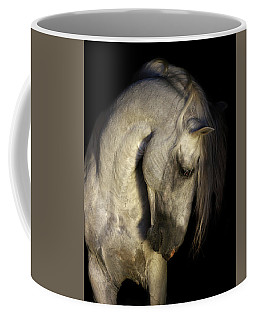 Baroque Horse Portrait Coffee Mug