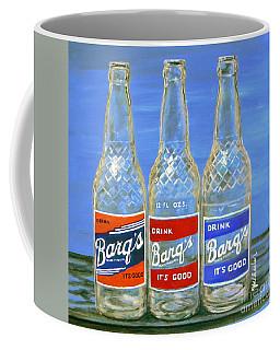 Barq's Trifecta Coffee Mug