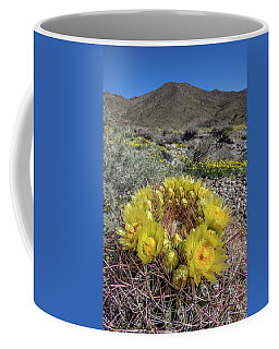 Barrel Cactus Super Bloom Coffee Mug