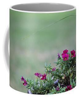 Barrel Of Flowers Coffee Mug