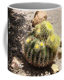 Barrel Of Cactus Needles Coffee Mug
