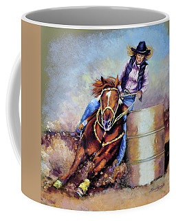 Barrel Rider Coffee Mug