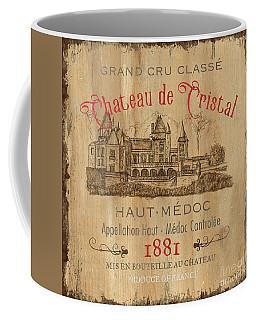 Barrel Wine Label 1 Coffee Mug