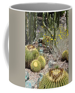 Barrels And Barrels Of Cactus Coffee Mug
