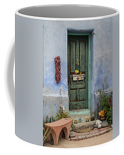 Barrio Door Coffee Mug