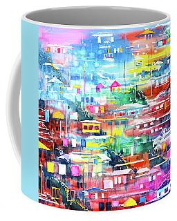 Barrio El Cerro De Yauco Coffee Mug