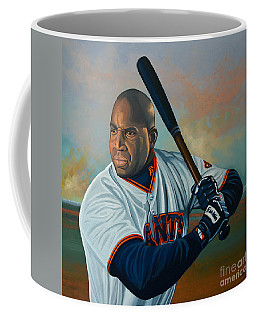 Barry Bonds Coffee Mug
