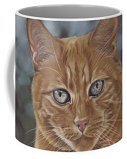 Barry The Cat Coffee Mug