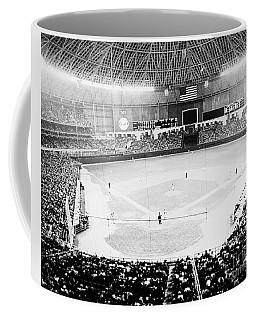 Baseball: Astrodome, 1965 Coffee Mug