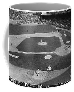 Baseball Game, 1967 Coffee Mug