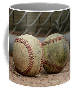 Baseballs Coffee Mug