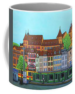 Basel, Barfusserplatz Rendez-vous Coffee Mug