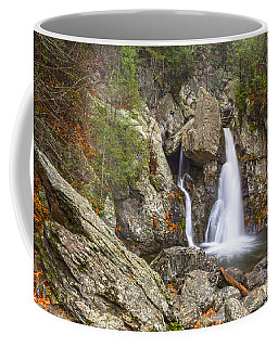Bash Bish Falls In November 2 Coffee Mug