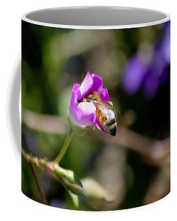 Bashful Bee  Coffee Mug