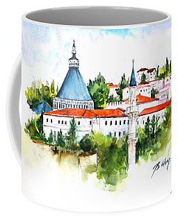 Basilica Of Annunciation, Nazareth Coffee Mug