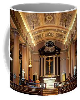 Basilica Of Saint Louis, King Of France Coffee Mug