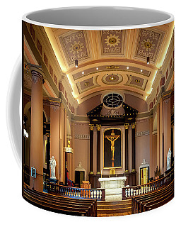 Basilica Of Saint Louis, King Of France Coffee Mug