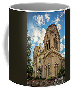 Basilica Of St. Francis Of Assisi Coffee Mug