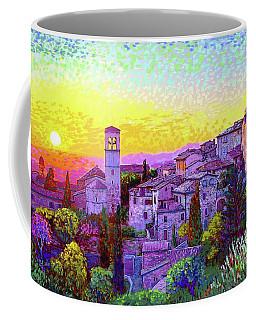 Basilica Of St. Francis Of Assisi Coffee Mug