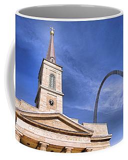 Basilica Of St Louis Study 2 Coffee Mug