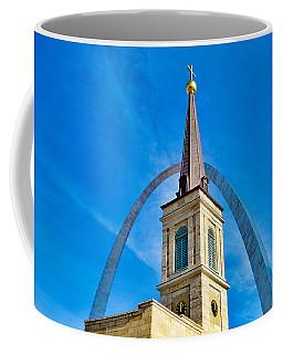 Basilica Of St Louis Study 3 Coffee Mug